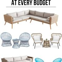 15 Patio Furniture Sets At Every Budget