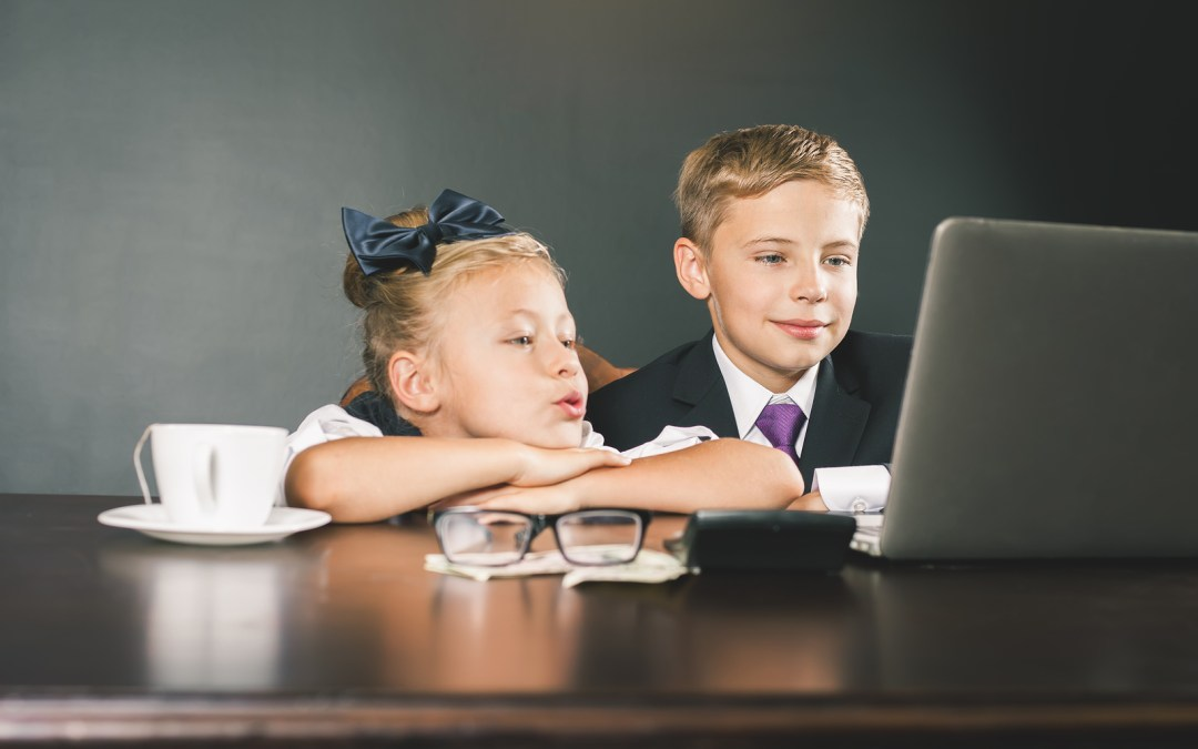 How to Get Your Kids Involved in Your Business