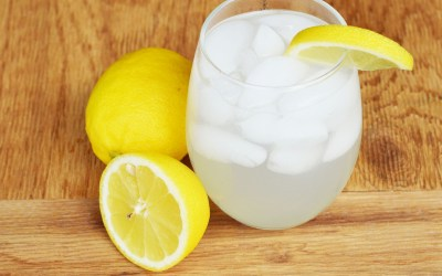 Spiked Southern Lemonade