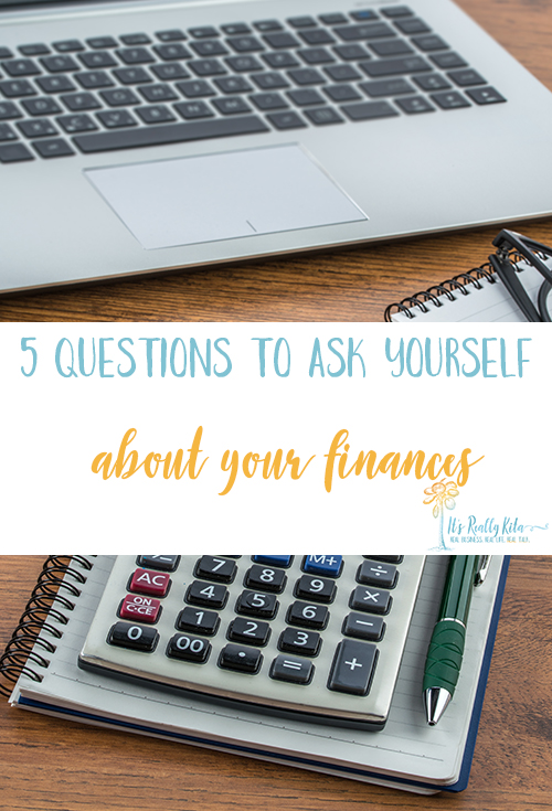 questions to ask about finance