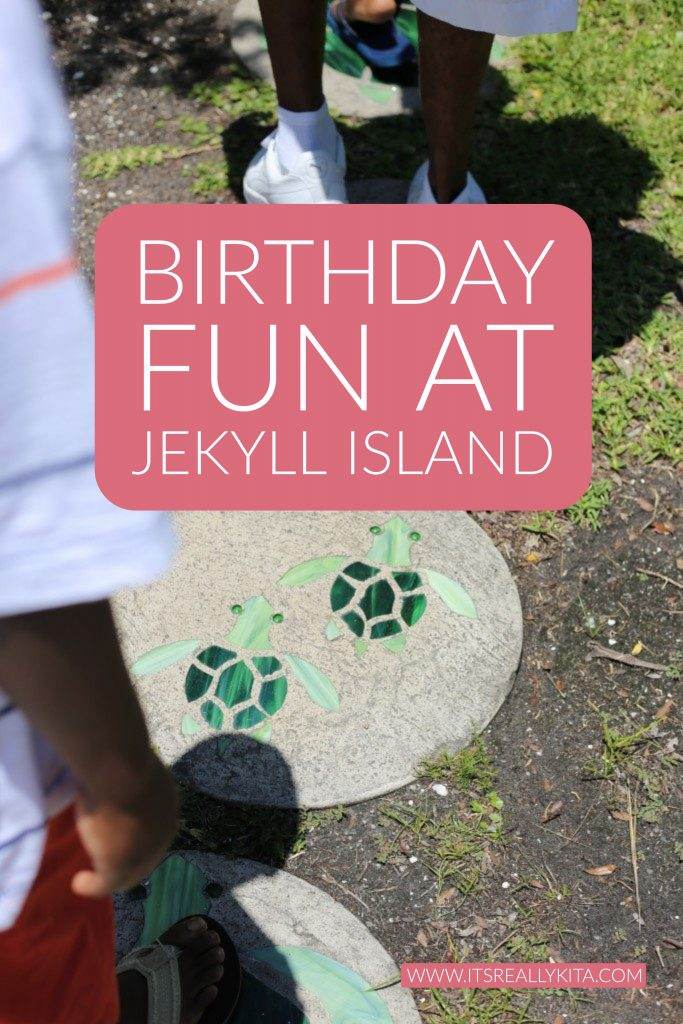Birthday Fun at Jekyll Island