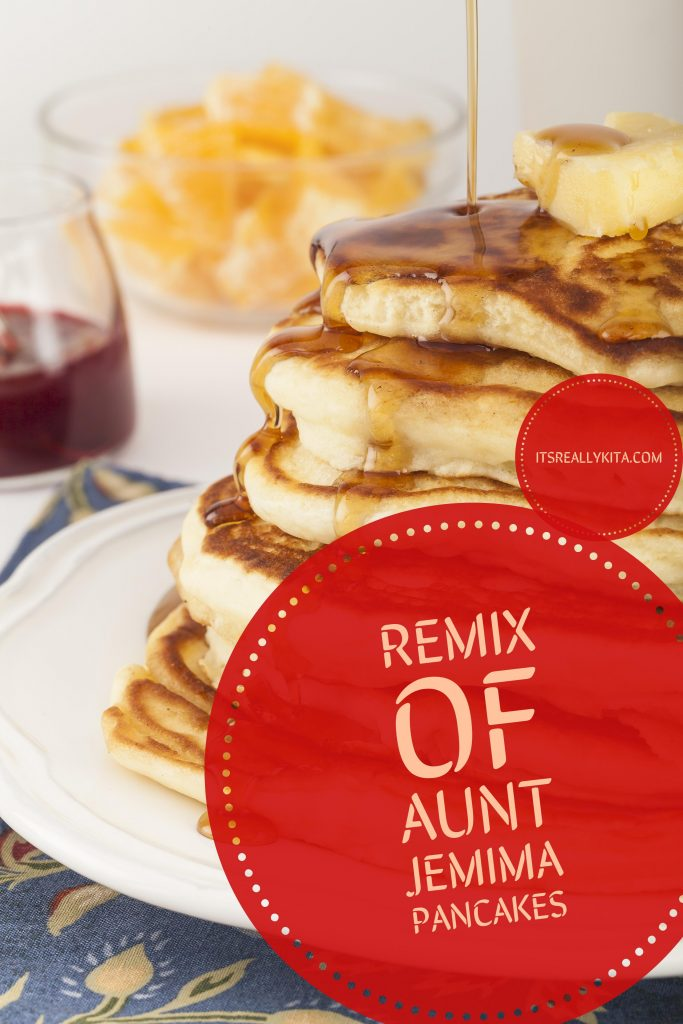 Remix of Aunt Jemima Pancakes