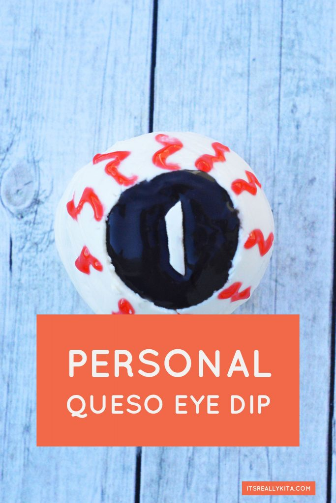 Personal Queso Eye Dip