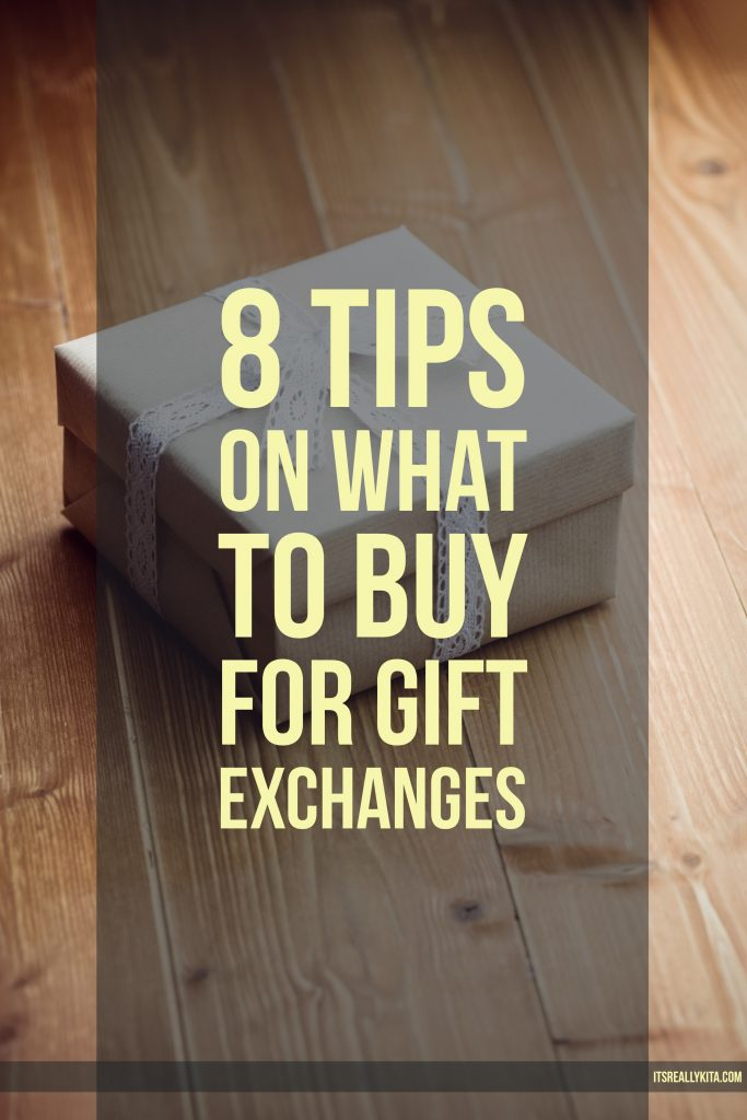 8 Tips on What to Buy for Gift Exchanges