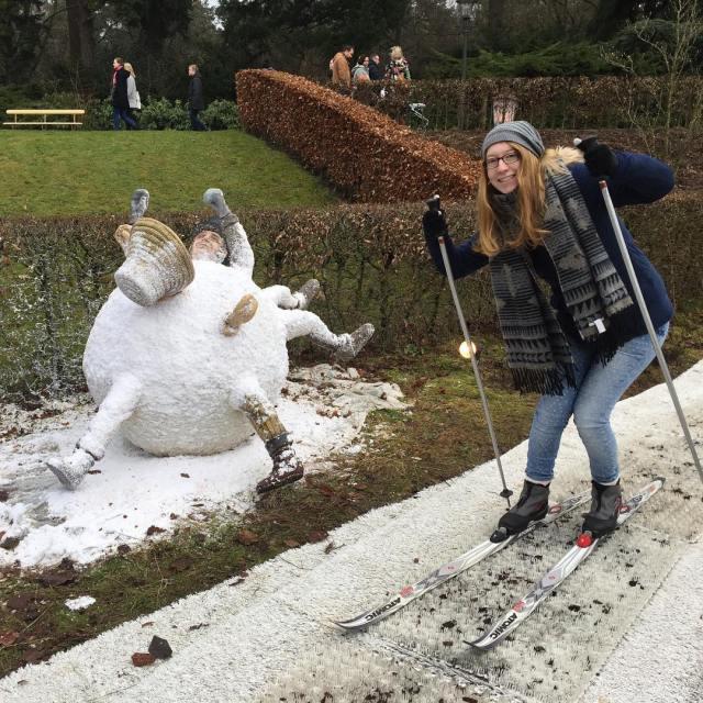 Bucketlist winter Efteling Nieuwe blogpost online! Link in bio