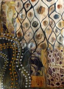 Klimt pattern 3