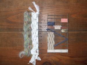 grid weaving