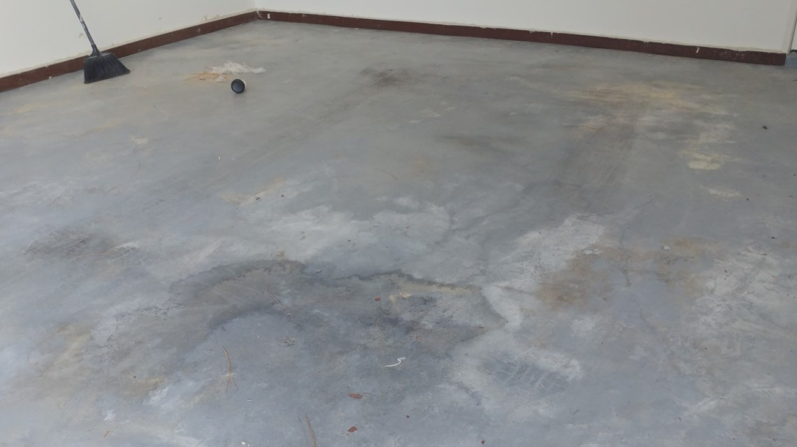 Epoxy Garage Floor - Sherman Oaks