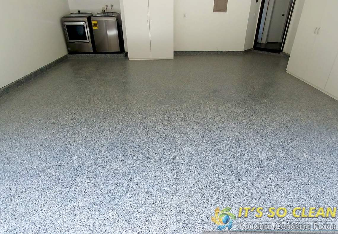 Epoxy Garage Floor - Santa Ana