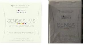 Sensa packets