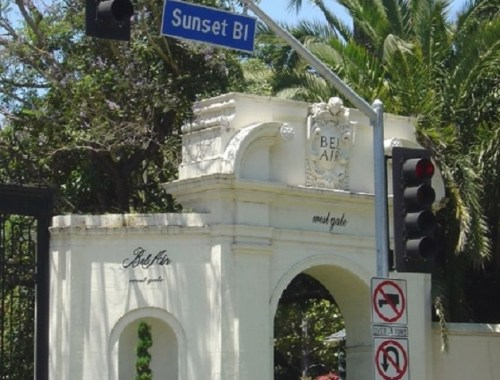 West Gate, Bel Air