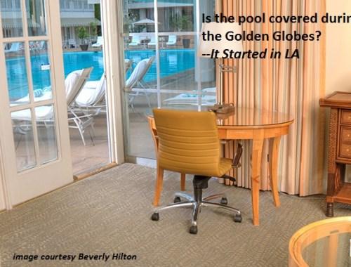 Beverly Hilton Pool