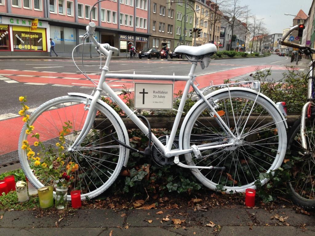 Bild Ghost Bike
