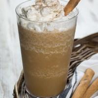 Keto Cinnamon Frappuccino