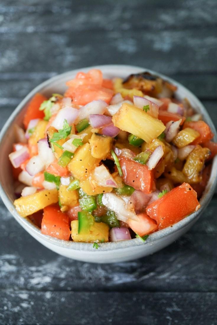 Homemade-Pineapple-Salsa