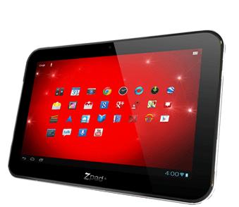 zinox zpad tablet specs npower programme