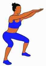 30 Day Leg Challenge | Wide Leg Squat | #exercise #legs #fabbody