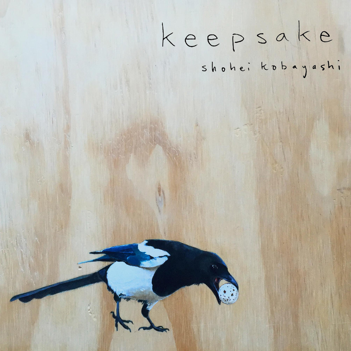 Keepsake. Doors. Dudes & Guitars. A conversation with Shohei Kobayashi