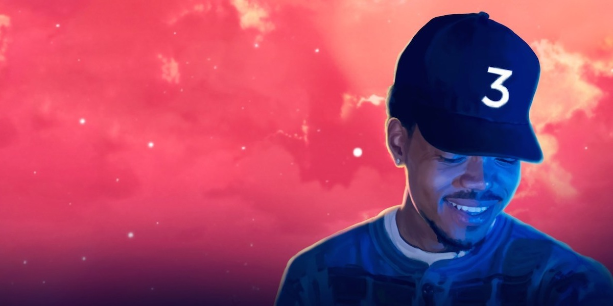 The Breakdown Coloring Book By Chance Rapper