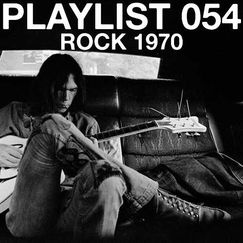 Playlist 054: Rock 1970