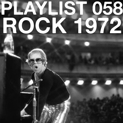 Playlist 058: Rock 1972