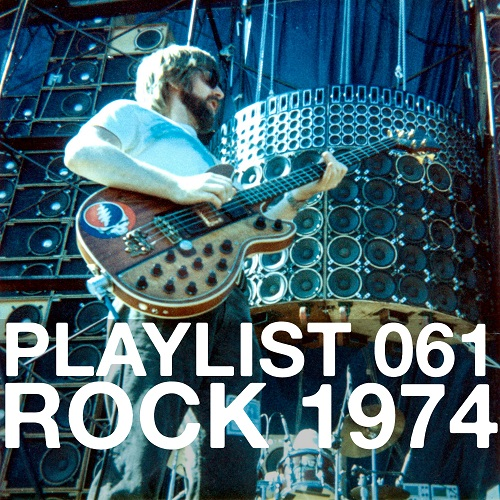 Playlist 061: Rock 1974