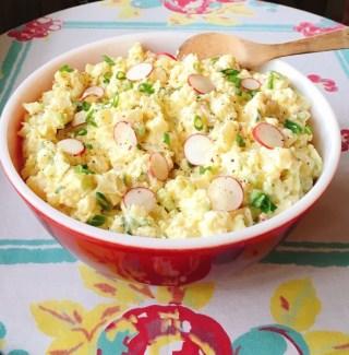 Aunt Janice's Potato Salad