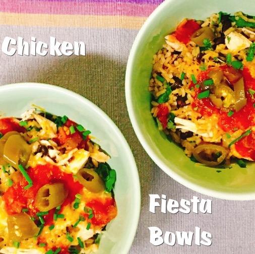 Chicken Fiesta Bowls