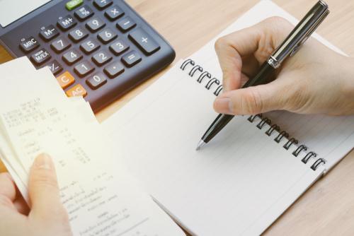 Finansial Planning #2 : Catat Semua Pemasukan Dan Pengeluaran – ITS TIME