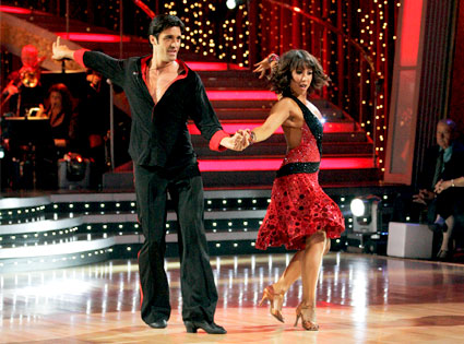 Gilles and Cheryl - to win! Photo and DWTS news from E!