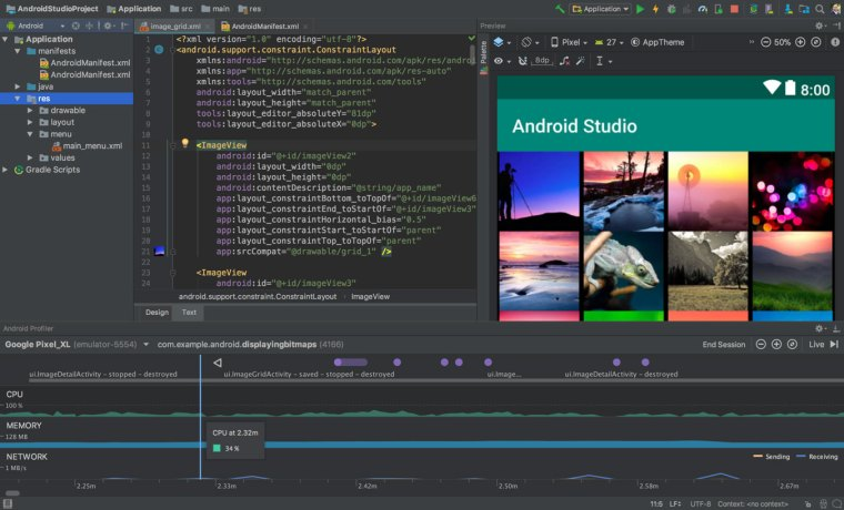 Multiple Methods To Install Android Studio on Ubuntu 18.04 LTS