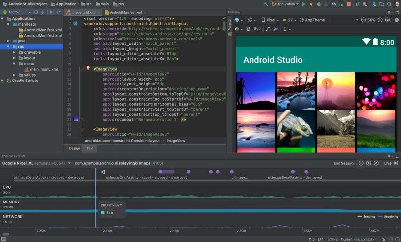 Multiple Methods To Install Android Studio on Ubuntu 18.04 LTS
