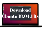 Download Ubuntu 18.04.1 lts