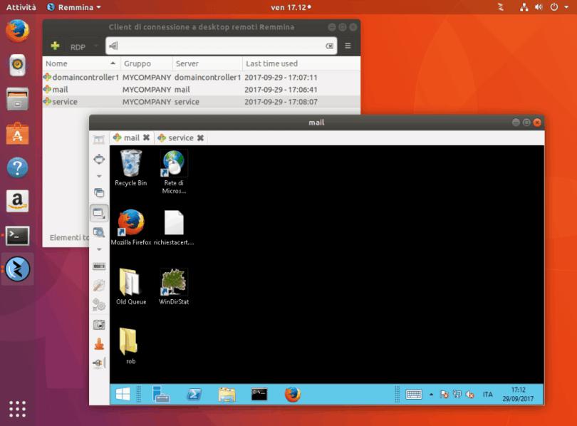 linux remote desktop apps