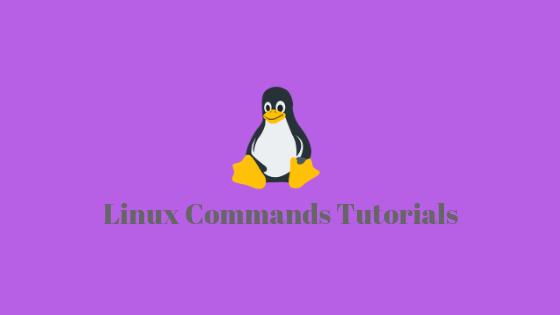Linux commands tutorial