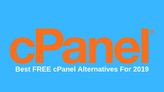 Best FREE cPanel Alternatives For 2019