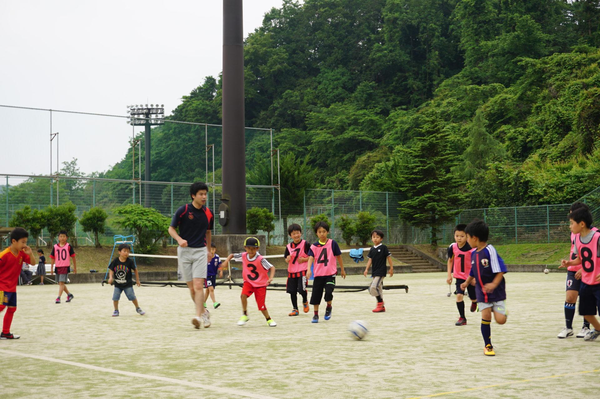 8月1日 エンジョイサッカー中止のお知らせ