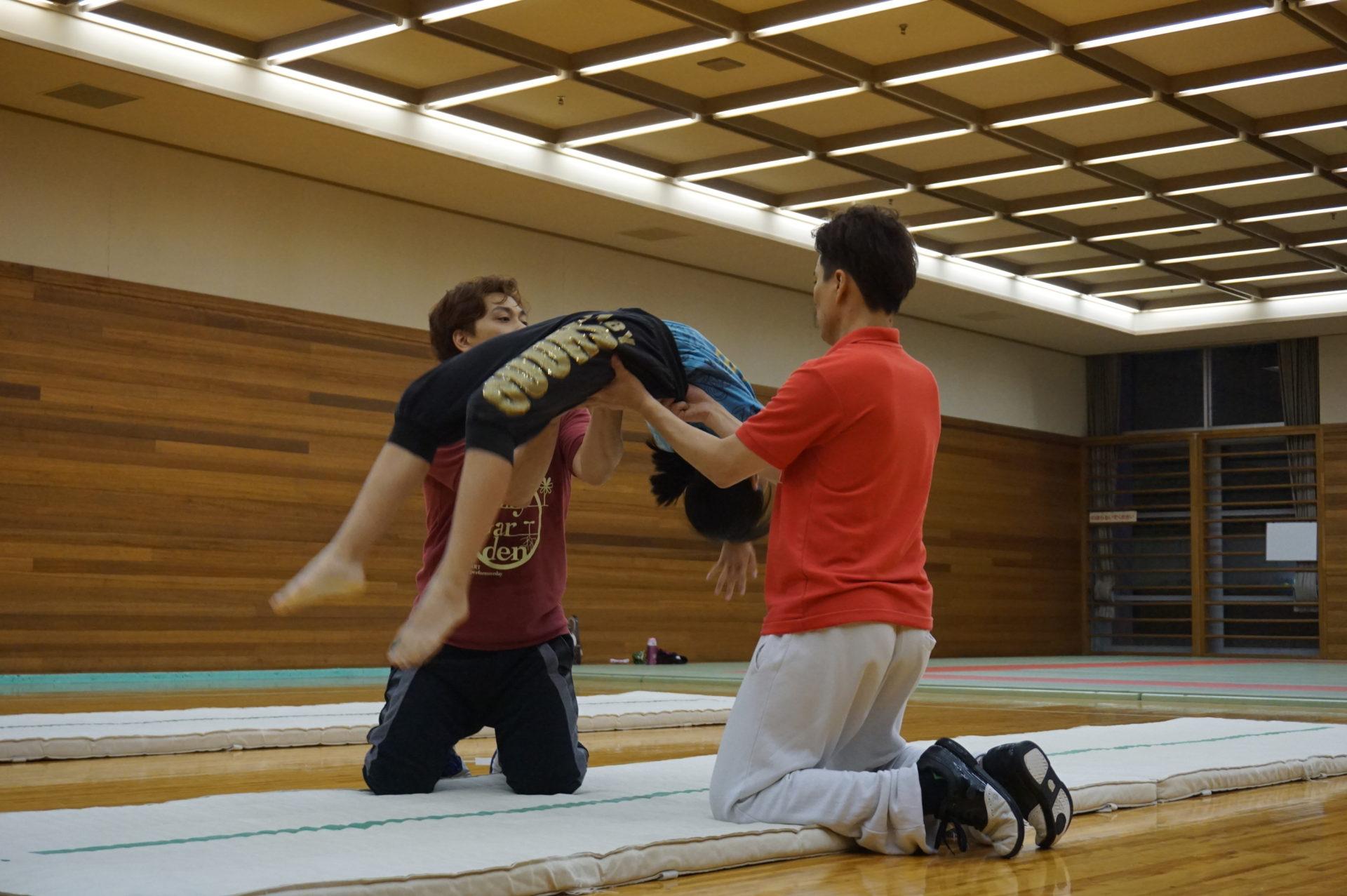 アクロバット体操 5月コース