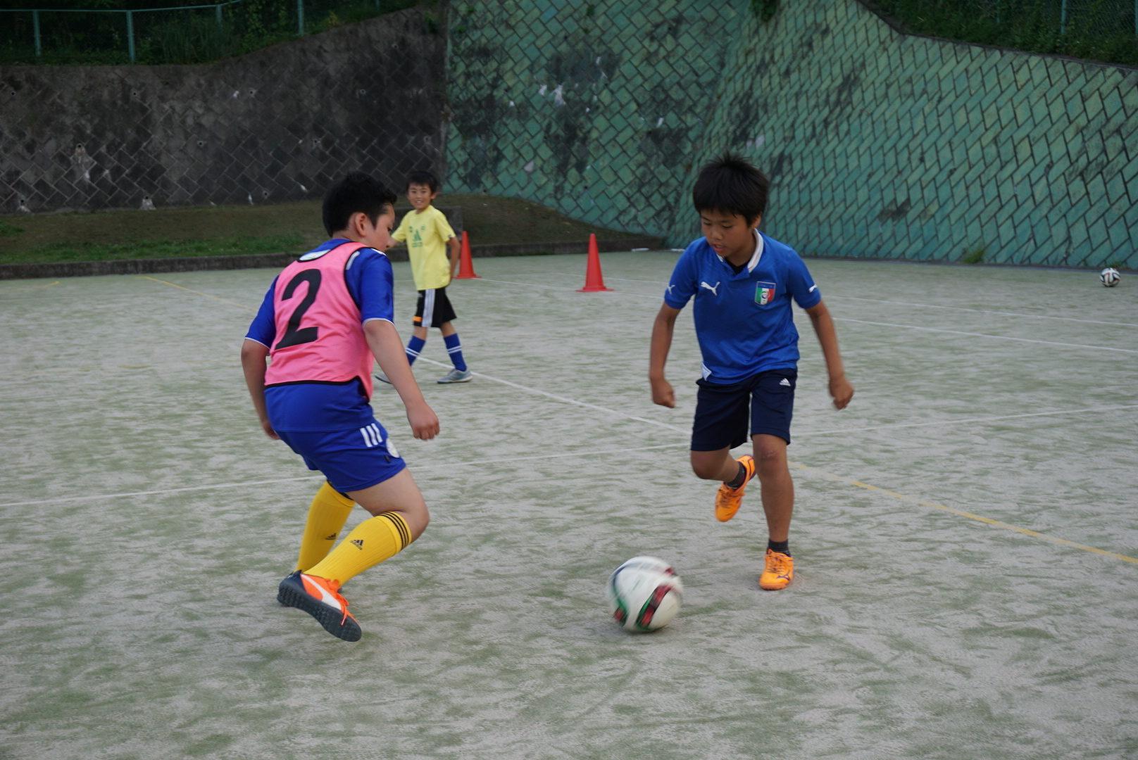 サッカー強化コース【advance】