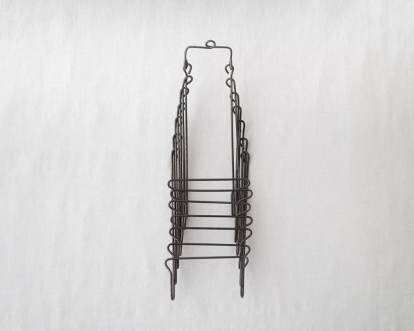 Osamu Saruyama_Metal Wire Folding Rack - 7 Layers