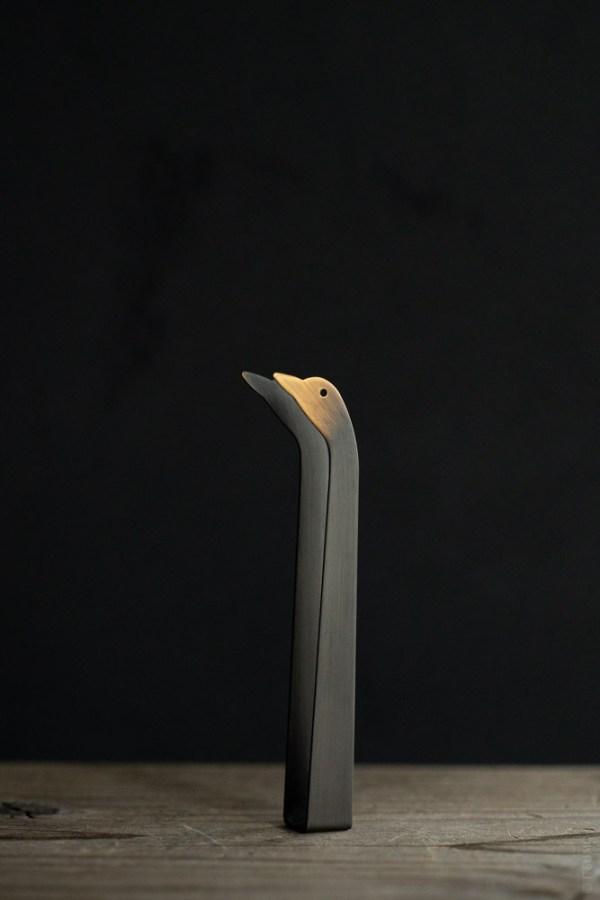 Takazawa Candle_Duck Candle Snuffer_top