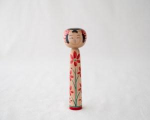 Vintage Kokeshi Doll - Moé