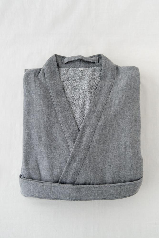UCHINO_Sumi Gauze & Pile Robe_dl-4