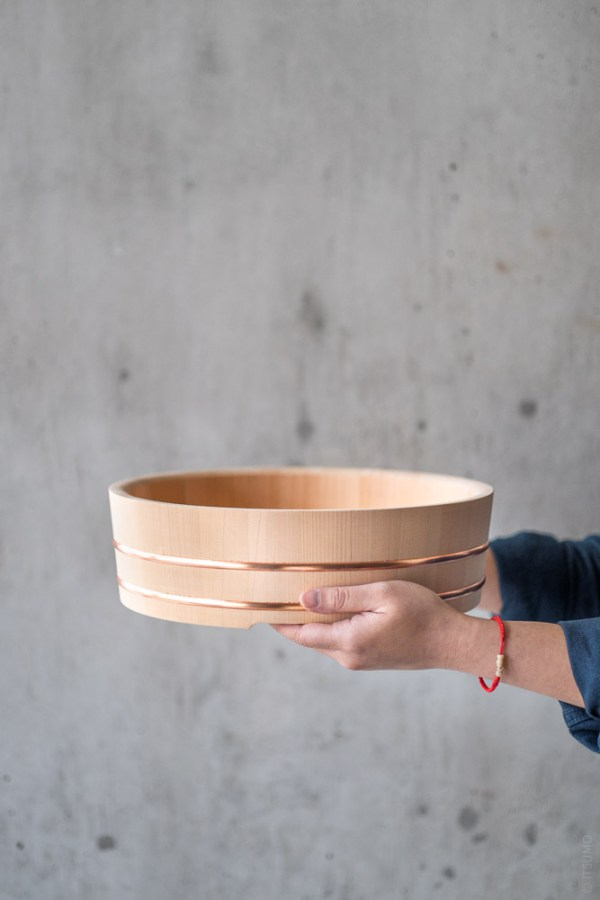 Azmaya_Sushi Mixing Bowl_top