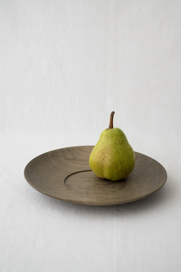 Masashi Ifuji_Delft Plate_vege dyed