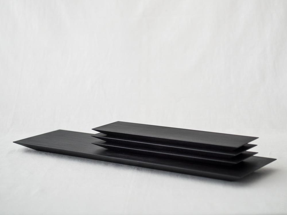 Masashi Ifuji_Rectangle Plate_blk_dl-1