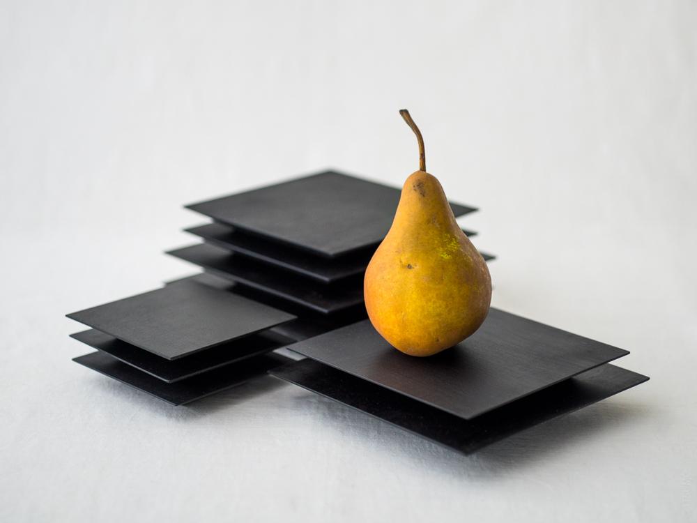 Masashi Ifuji_Square Plate_black_dl-1