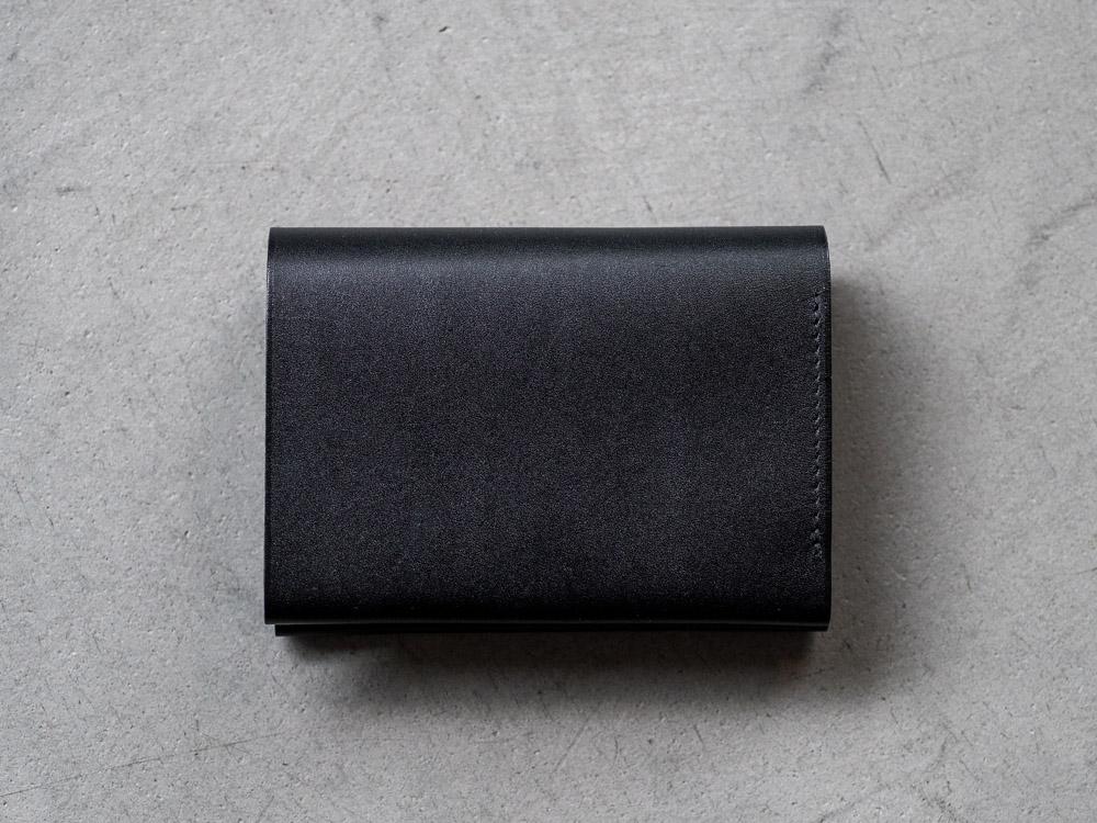 Postalco_Card & Coin Wallet_black