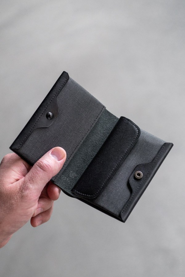 Postalco_Card & Coin Wallet_black_top