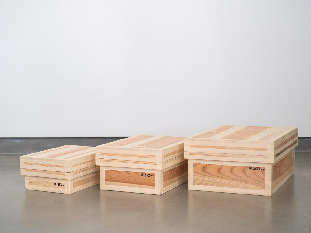 Azmaya_Cedar Tea Storage Box_flat